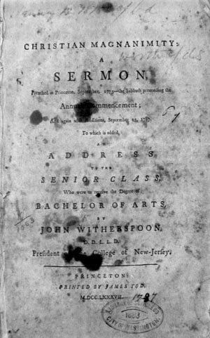 jMadison-Princeton-Sermon-1