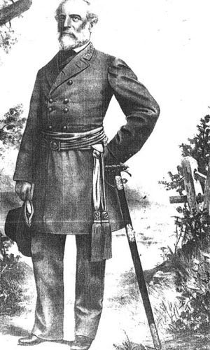 robert e lee thesis My thesis is that robert e lee was a great general in the civil war he proved he was great even though his resources usually were not in 1825 he entered west point academy.